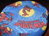 Spiderman Bukharan kippah