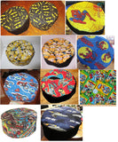 Bucharian superhero cartoon kippahs