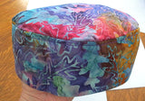 Batik Bucharian kippahs beautiful fabrics to select from