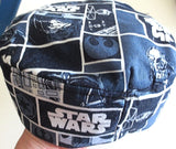 Star Wars Bucharian kippah or Separhdic hat yarmulke many great fabrics