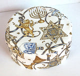 Lion of Judah Bucharian kippah
