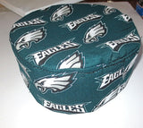 NFL Team Bucharian kippah or Separhdic hat yarmulke