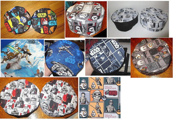 Star Wars Bucharian kippah