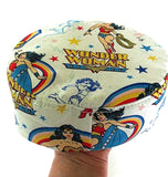 Wonder Woman yarmulke