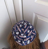 College or University kippah or yarmulke