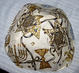Lion of Judah kippah