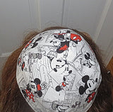 Kippahs for Preschool children Disney TV and Movie characters kippah Pokemon, Princesses, Frozen, Mickey and Minnie Mouse --- two sizes toddler or regular yarmulke