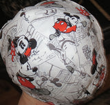 Mickey and Minnie kippah