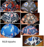 REVERSIBLE regular kippahs, select each side