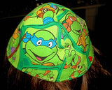 Ninja turtles skull cap