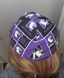 Northwestern University kippah or yarmulke