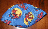 Spiderman superhero yarmulke
