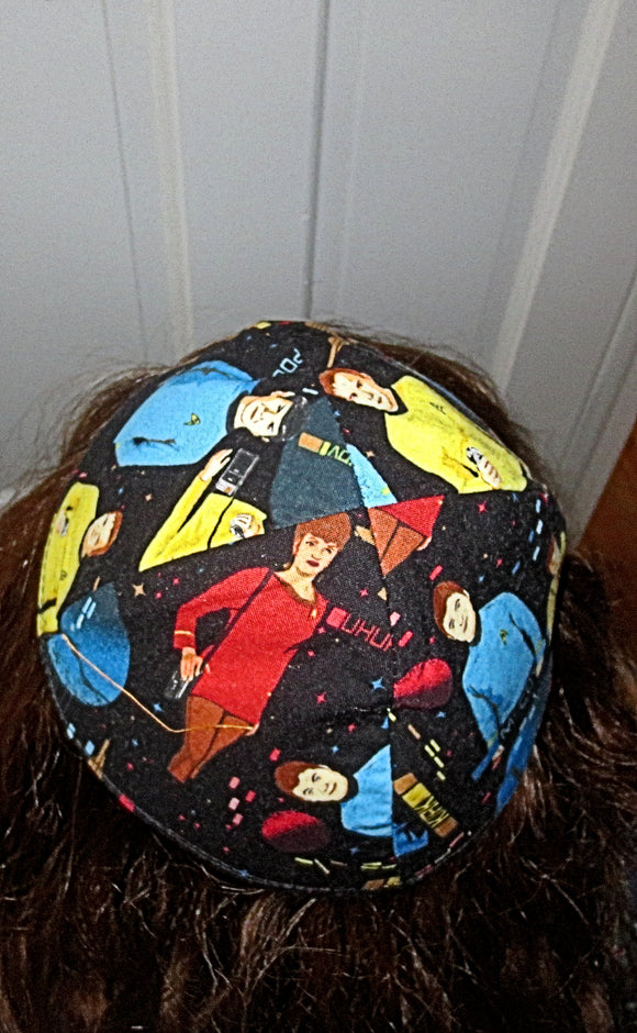 Star Trek kippah or yarmulke original series cast