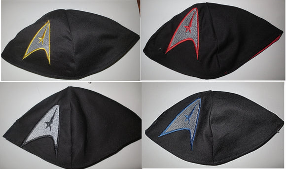 Command Logo Star Trek yamaka