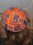 Syracuse University kippah or yarmulke