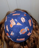 University of Illinois skull cap
