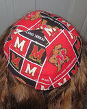 University of Maryland Terrapins kippah