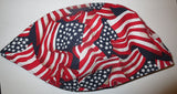 USA flags kippah