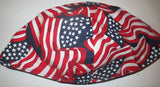 USA flags yarmulke