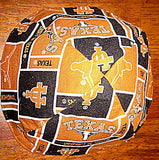 university of texas longhorns yarmulke