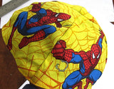 Spiderman skull cap