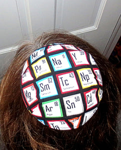 atomic elements saucer kippah