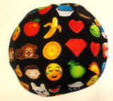 Baby kippah reversible select pattern newborn yarmulke infant gift