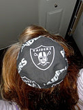 Saucer Reversible kippah or yarmulke major sports teams NFL