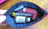Epipen case Toss in your bag zippered epinephrine insulated case with medical alert label, options