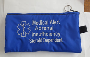 adrenal insufficiency insulated case