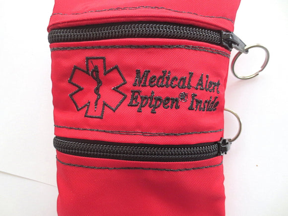 Epipen ® Insulated Case/ carrier / holder pouch for Epipen ®, AnaPen ® auto-injector systems
