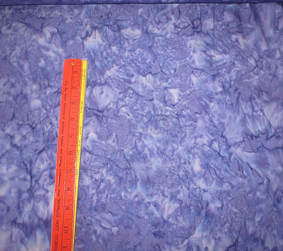 Batik purple rock candy by Wilmington batiks gorgeous fabric with lots of feathering by the half yard