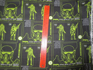 Star Wars Rogue one  Galactic empire Elite forces quilting cotton fabric great for sewing projects out of print by the half yard