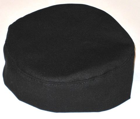 Bucharian yarmulke black