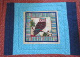 owl insulated mat