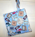 Seder ritual items pot holder handmade