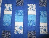 handmade Judaica quilted table runner
