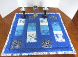 On sale handmade quilted insulated Jewish Holiday large table mat