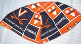 University of Virginia kippah