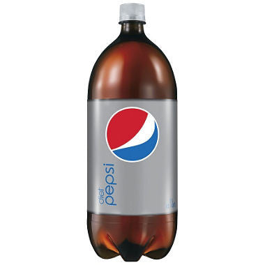 Diet Pepsi 2L Bottle