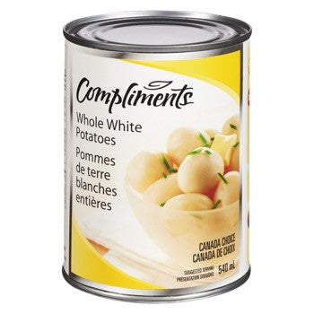 Canned Whole Potatoes