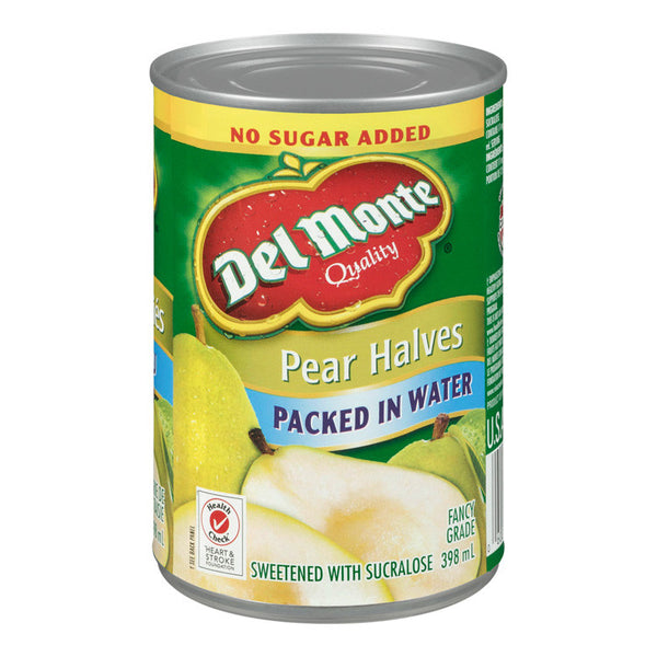 Del Monte Pear Slices - 398mL