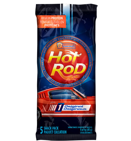 Hot Rod - 5 Snack Pack