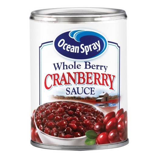 Cranberry Sauce - Canned -348mL