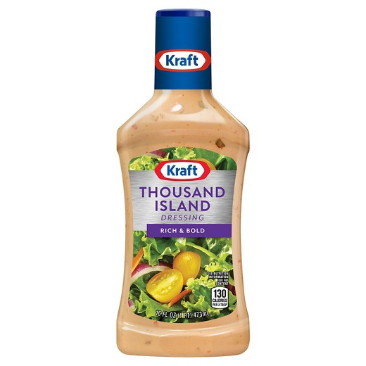 Kraft Thousand Island Dressing 475mL