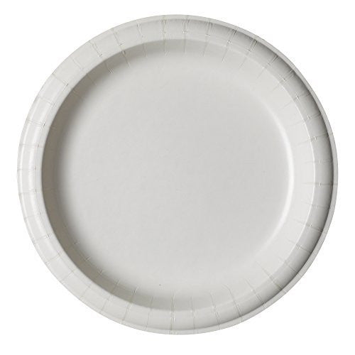 COMPLIMENTS COATED PAPER PLATES PKG. 44