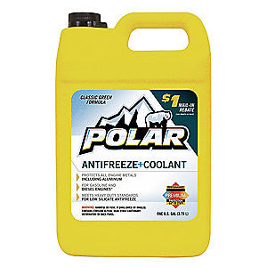 Polar Zone Antifreeze - 4L