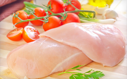Meats - Boneless Chicken Breasts ( 2 pack)