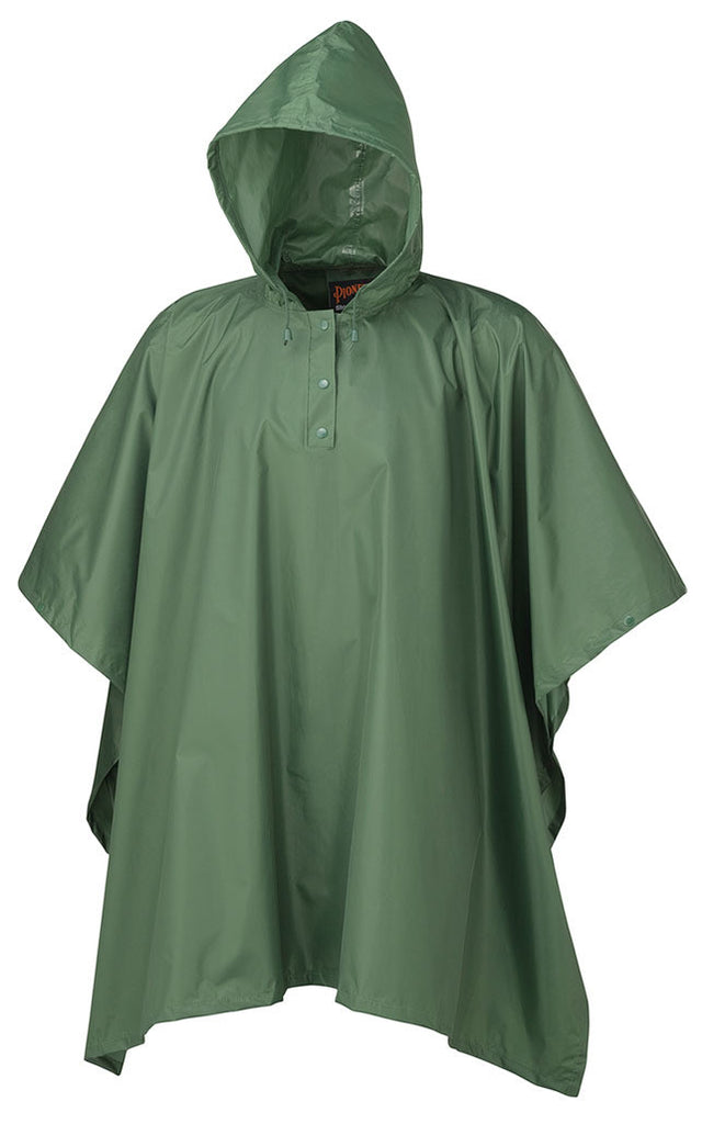 Pioneer PVC Hooded Poncho