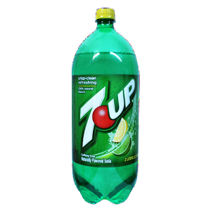 7-UP 2L Bottle